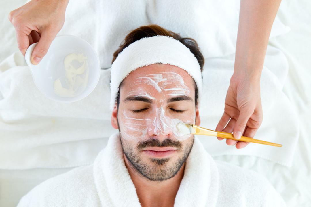 Gesichtspflege - Gesichtsbehandlungen für Herren