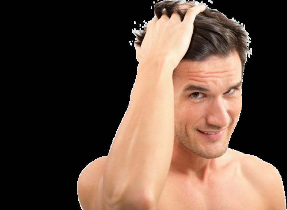Haarverlust behandeln