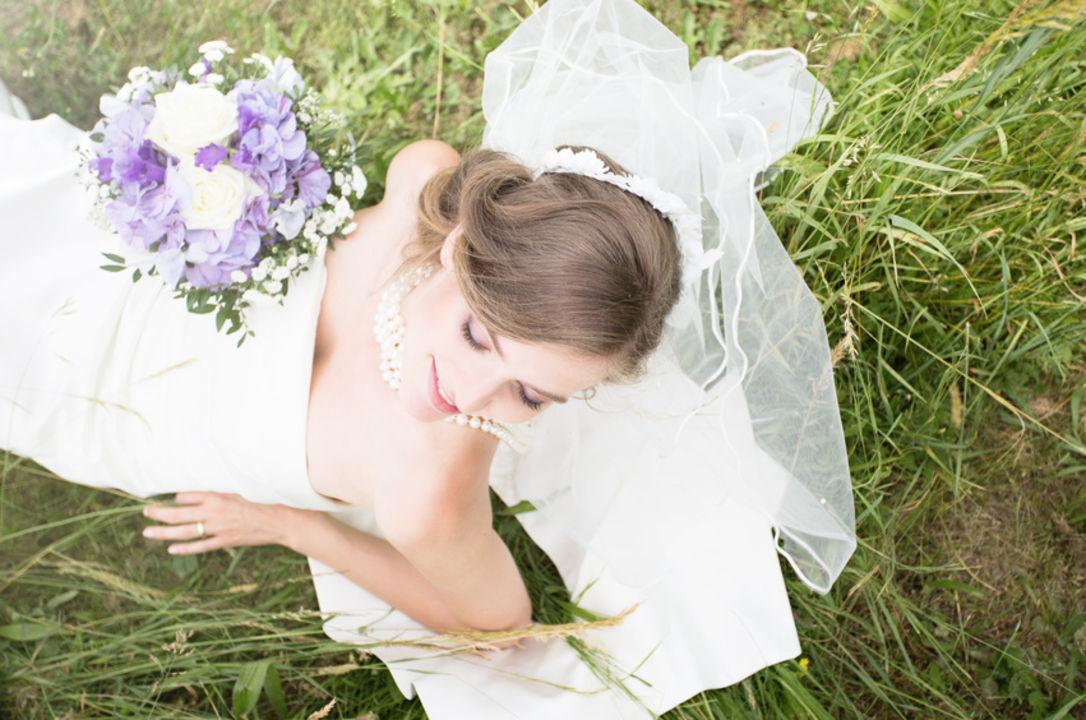 Modische Brautfrisuren: Perfekt gestylt für den Tag aller Tage