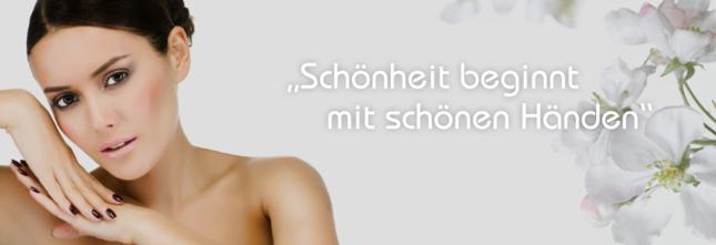 Handpflege bei Nagelstudio Carisma in Berlin
