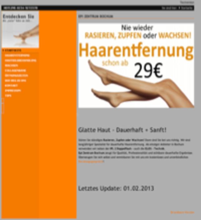 Epi Zentrum-Dauerhafte Haarentfernung in Bochum, Nordrhein-Westfalen