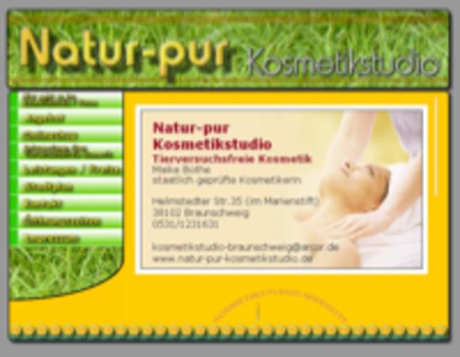 Natur-pur Kosmetikstudio im Marienstift  Braunschweig & Onlineshop für Naturkosmetik Inh.Maike Bothe staatl.geprüfte Kosmetikerin in Braunschweig, Niedersachsen