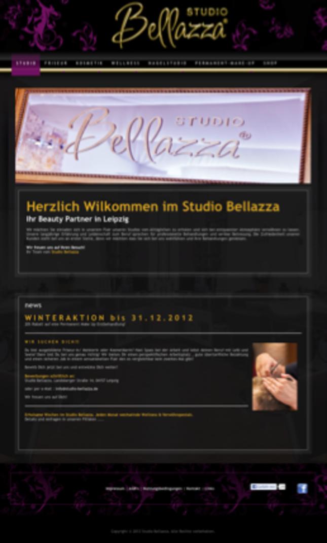 Studio Bellazza in Leipzig, Sachsen