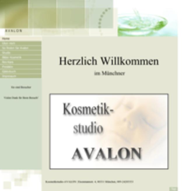 Kosmetikstudio Avalon in München, Bayern