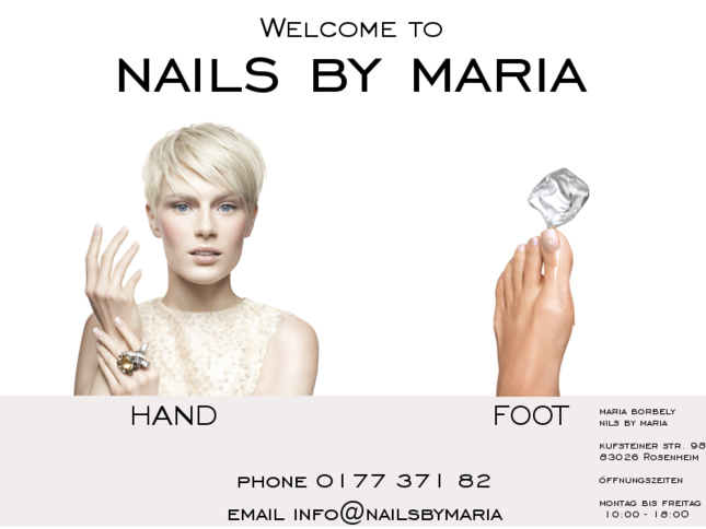 nails by Maria in Stephanskirchen, Bayern