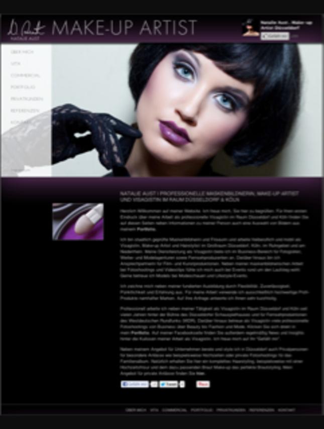 Natalie Aust Visagistin & Hairstylist Düsseldorf in Mettmann, Nordrhein-Westfalen