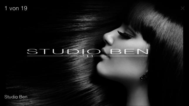 Brazilian blow-dry bei Studio Ben in Braunschweig, Niedersachsen