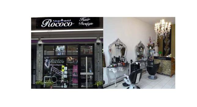 Rococo Hairdesign in Bochum, Nordrhein-Westfalen