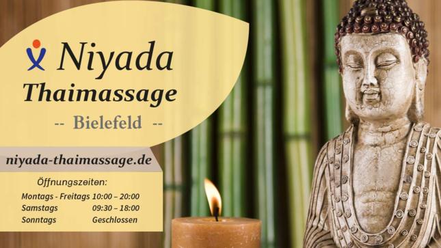 Niyada Thaimassage in Bielefeld, Nordrhein-Westfalen