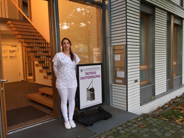 Laserpraxis in Lüneburg (Tattooentfernung)