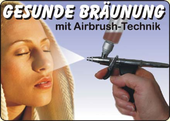 Airbrush-Tanning in München, Bayern