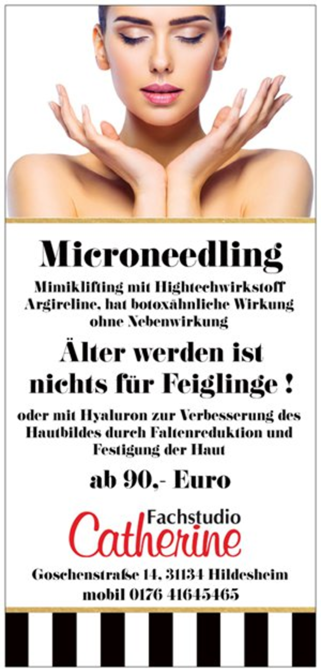 Catherine Fachstudio Beauty & More in Hildesheim (Kosmetikstudio, Nagelstudio)