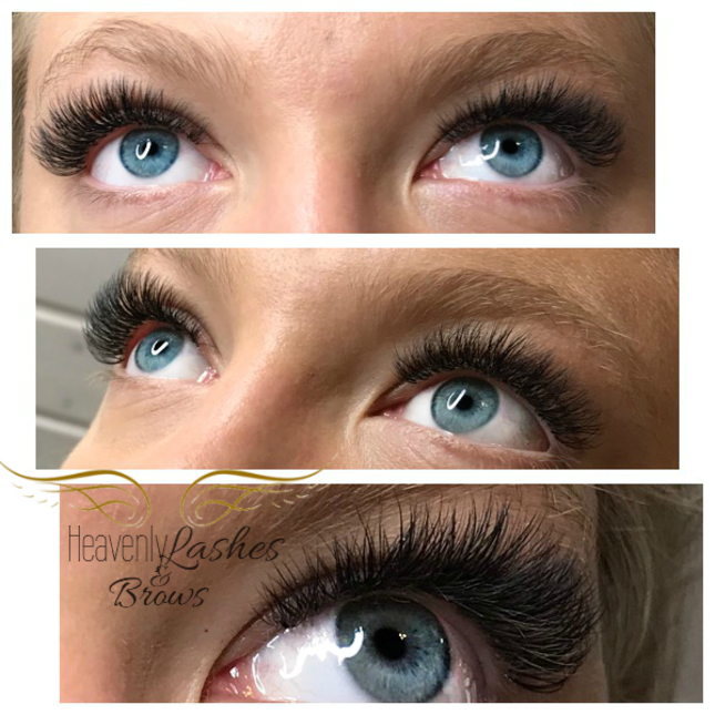 Heavenly-Lashes Wimpernverlängerung u. Microblading in Karlsruhe (Kosmetikstudio)